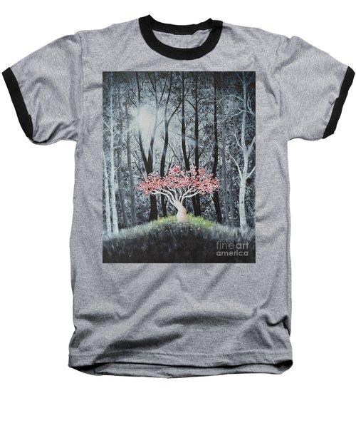 Cherry Surprise Baseball T-Shirt