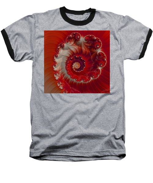 Cherry Swirl Baseball T-Shirt