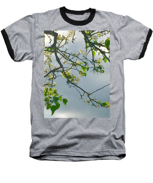 Cherry Tree Hack Baseball T-Shirt