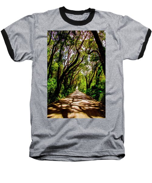 Cherry Tree Hill Baseball T-Shirt