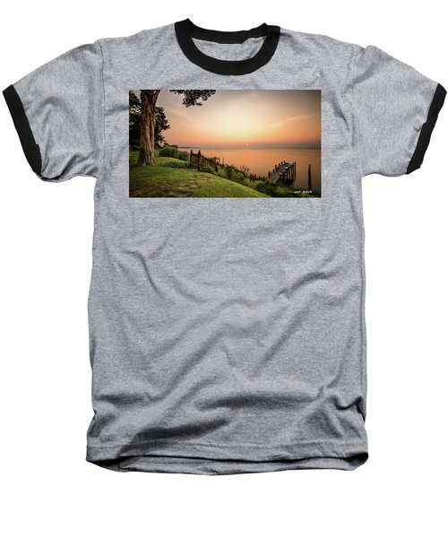Chesapeake Morning Baseball T-Shirt