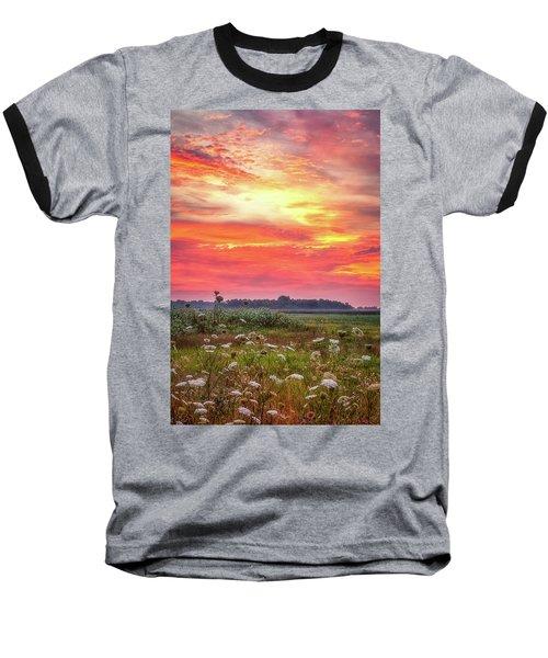 Chesapeake Sunrise I Baseball T-Shirt