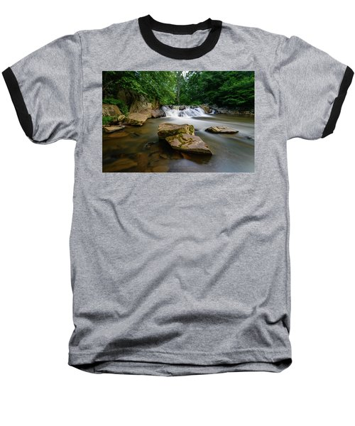 Chestnut Creek Falls  Baseball T-Shirt