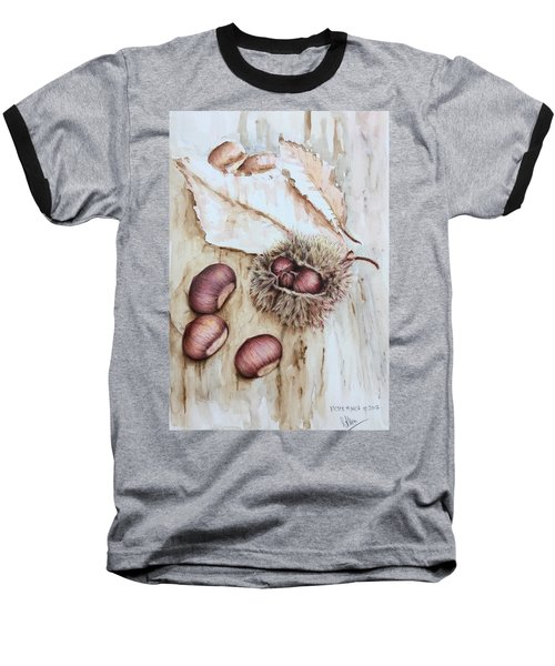 Chestnuts Baseball T-Shirt