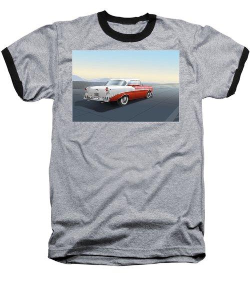 Chevrolet Bel Air Baseball T-Shirt
