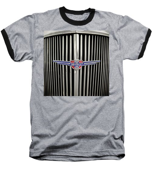Chevrolet Baseball T-Shirt