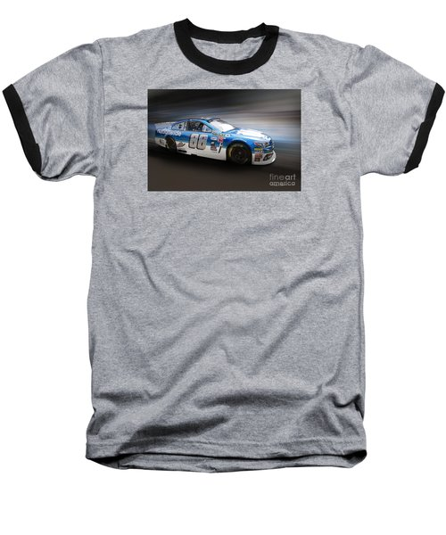 Chevrolet Ss Nascar Baseball T-Shirt by Roger Lighterness