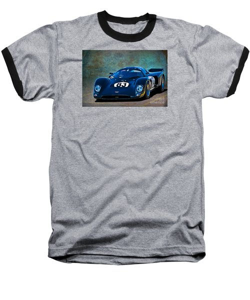 Chevron B16 Baseball T-Shirt
