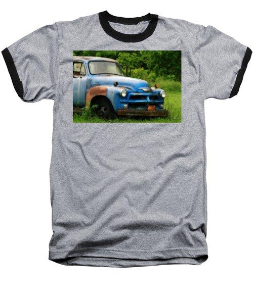 Chevy 6500 Farm Truck Baseball T-Shirt