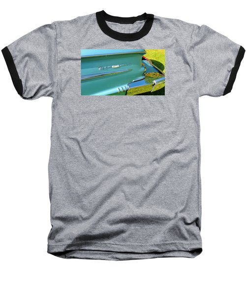 Chevy Bel Air Baseball T-Shirt