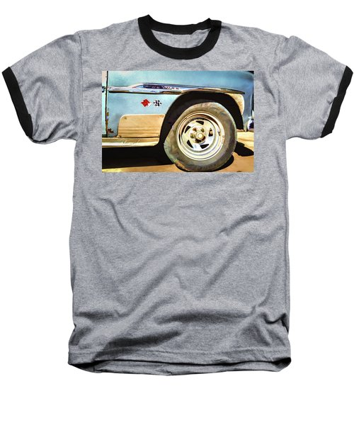 Chevy Deluxe Baseball T-Shirt