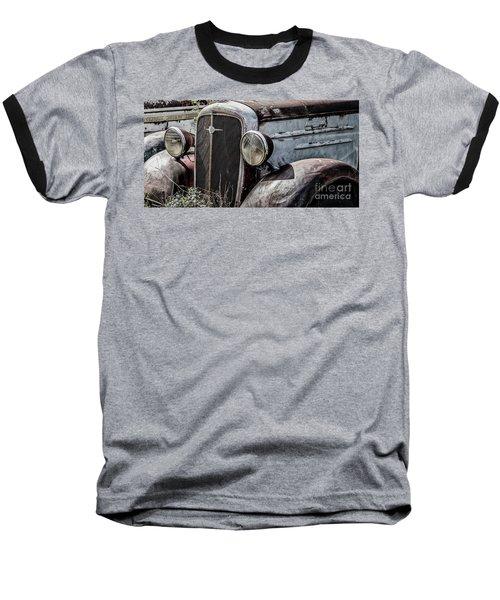 Chevy Grill IIi Baseball T-Shirt