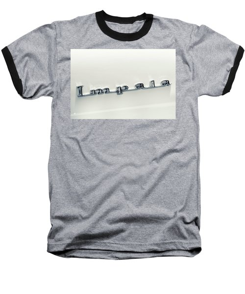 Chevy Impala Baseball T-Shirt
