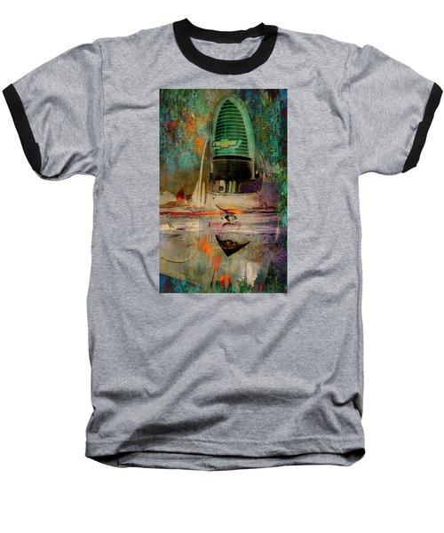 Chevy Tail Baseball T-Shirt
