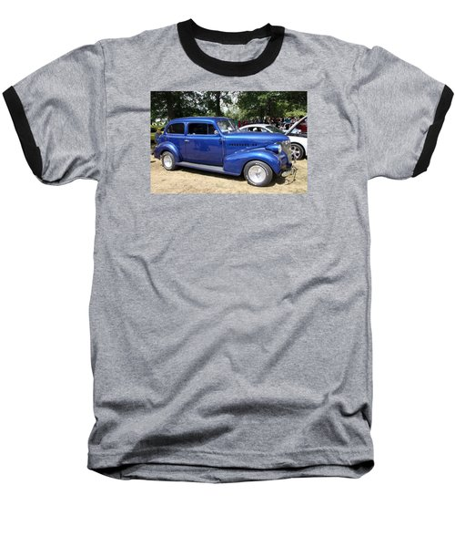 Chevy Town Sedan 1939 Baseball T-Shirt