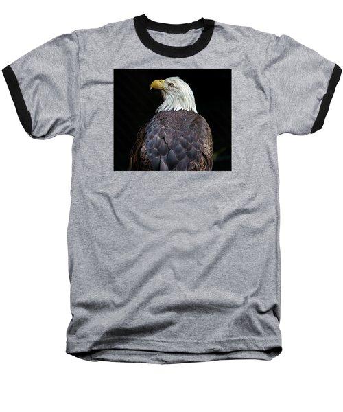 Cheyenne The Eagle Baseball T-Shirt by Greg Nyquist