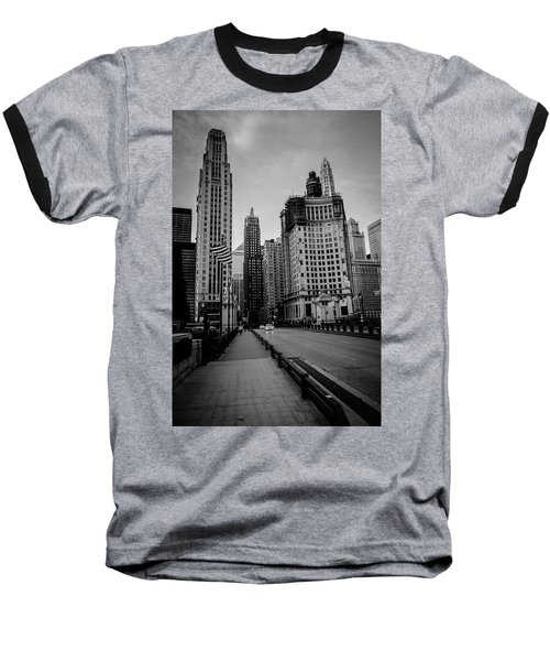 Chi Strolling Baseball T-Shirt