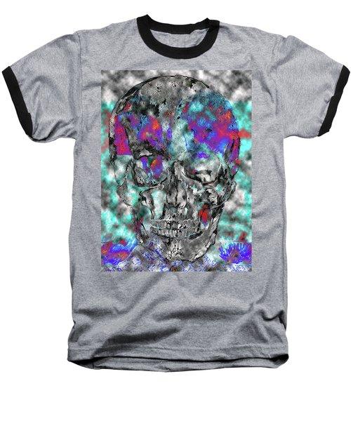 Chic Skull Baseball T-Shirt