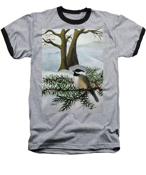 Chicadee  180126 Baseball T-Shirt