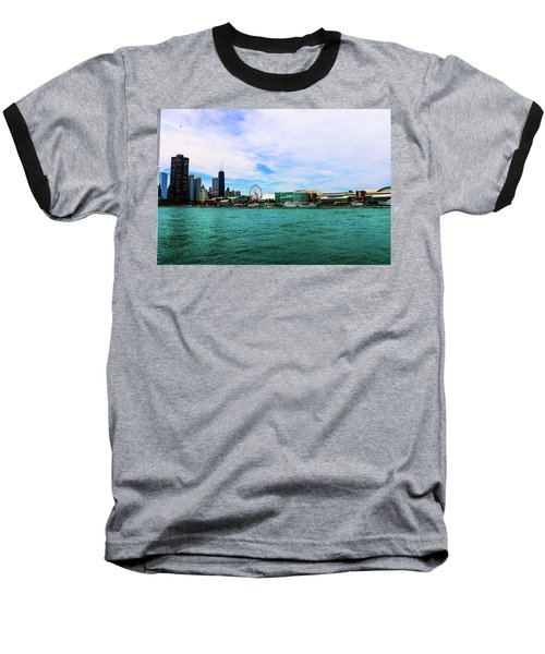 Chicago Blue Baseball T-Shirt