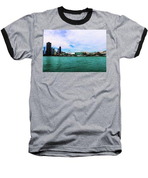 Chicago Blue Baseball T-Shirt