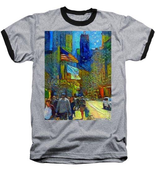 Chicago Colors 2 Baseball T-Shirt