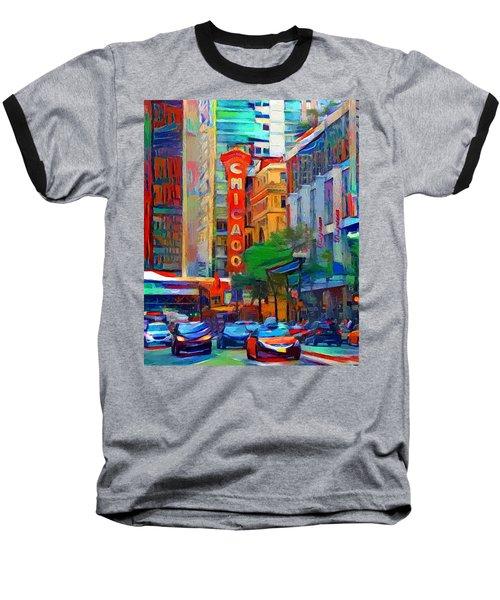 Chicago Colors 3 Baseball T-Shirt