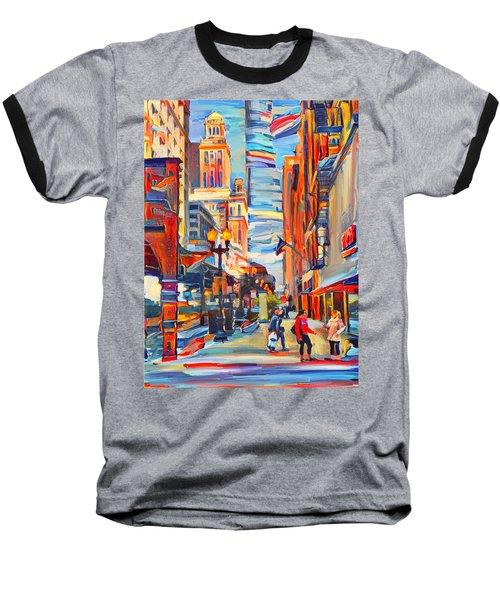 Chicago Colors 4 Baseball T-Shirt