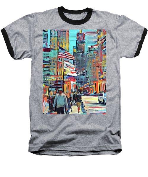 Chicago Colors 5 Baseball T-Shirt
