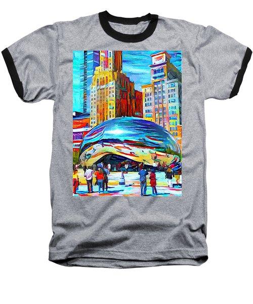 Chicago Millennium  Baseball T-Shirt