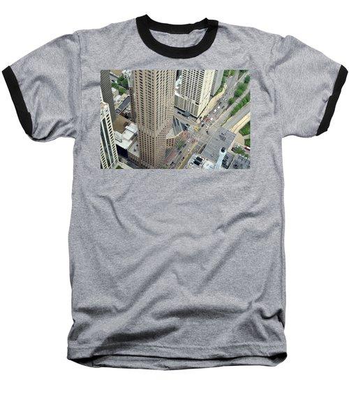 Chicago Streets Baseball T-Shirt