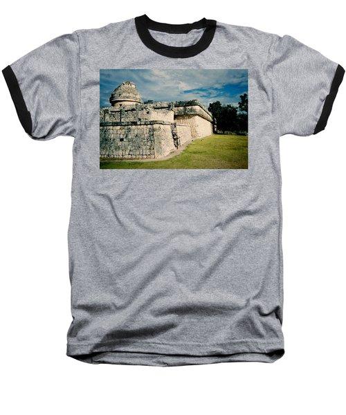 Chichen Itza 1 Baseball T-Shirt
