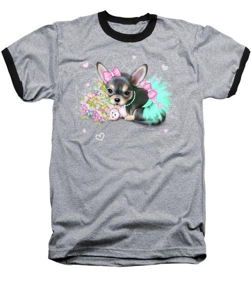 Chichi Sweetie Baseball T-Shirt