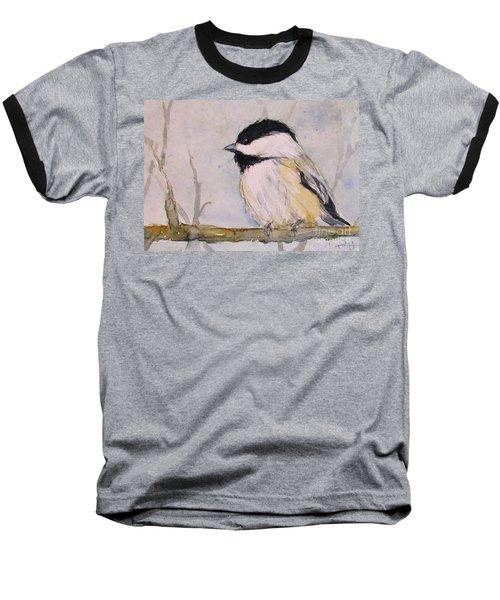 Chickadee Dee Dee Baseball T-Shirt