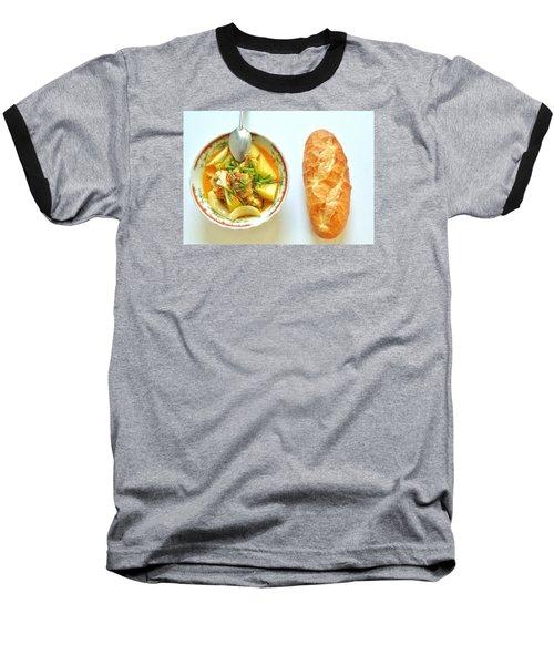 Chicken Curry Baseball T-Shirt