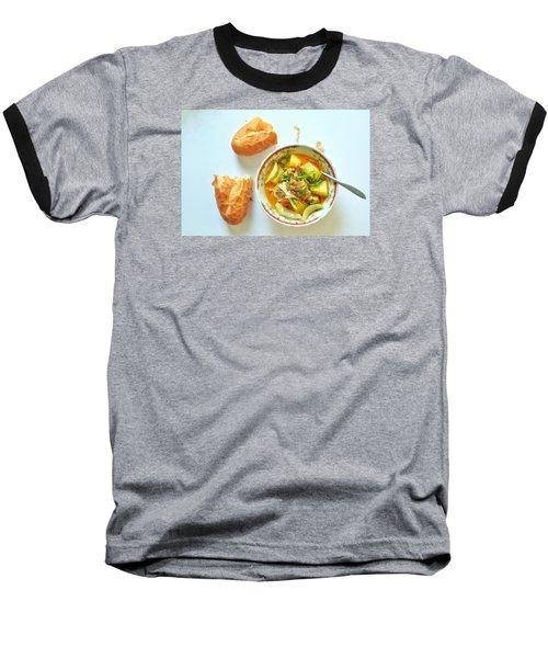 Chicken Curry2 Baseball T-Shirt