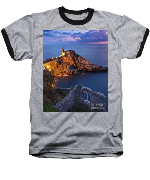 Baseball T-Shirt featuring the photograph Chiesa San Pietro by Brian Jannsen
