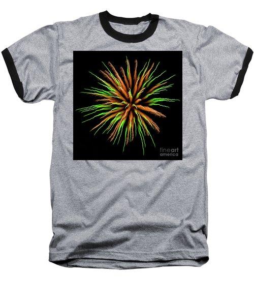 Chihuly Starburst Baseball T-Shirt