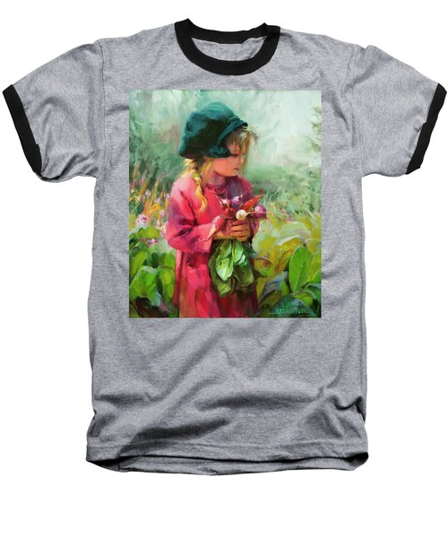 Child Of Eden Baseball T-Shirt