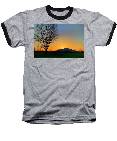 Chilliwack, British Columbia Baseball T-Shirt by Heather Vopni