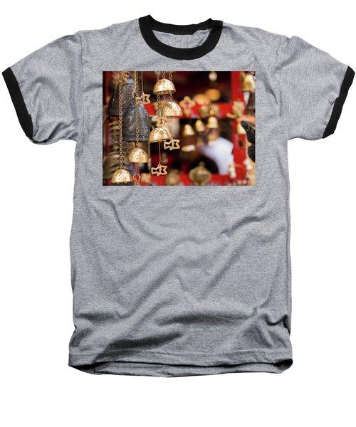 Chime Bell Baseball T-Shirt