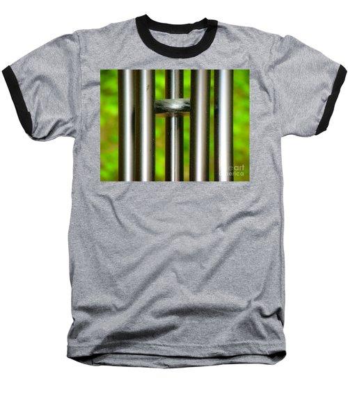 Chiming In Baseball T-Shirt