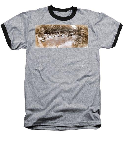 Chimney Rock  Baseball T-Shirt