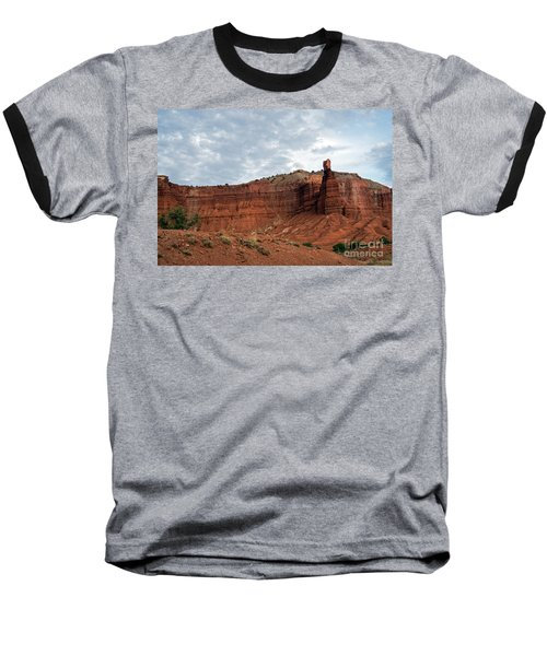 Chimney Rock Capital Reef Baseball T-Shirt