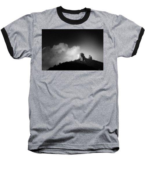 China #2209 Baseball T-Shirt by Andrey Godyaykin