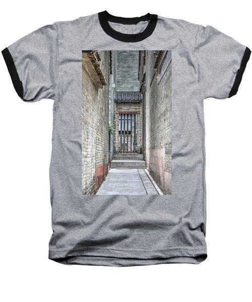 China Alley Baseball T-Shirt