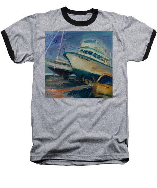 China Basin Baseball T-Shirt
