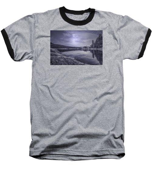 China Bend2 Baseball T-Shirt by Loni Collins