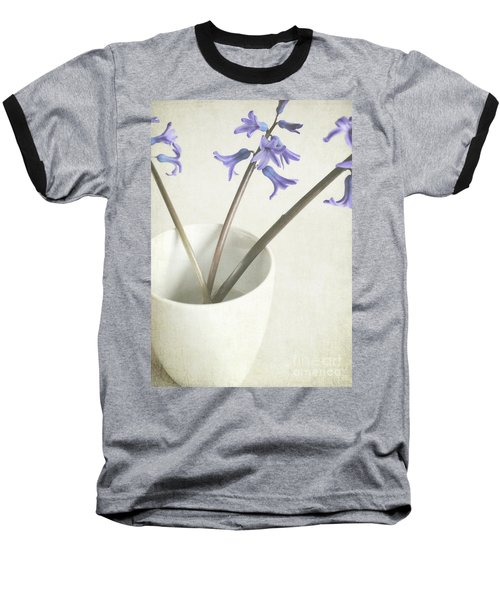 Baseball T-Shirt featuring the photograph China Cup by Lyn Randle