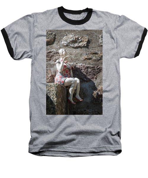 China Girl Baseball T-Shirt